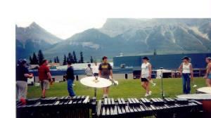 Edmonton Crusaders Marching Band